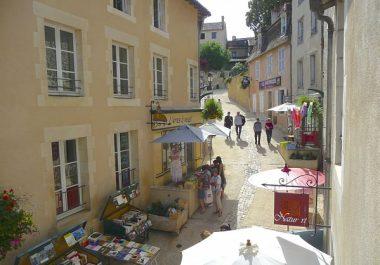AMO – Valorisation de la Cité de l'Ecrit et des Métiers du Livre de Montmorillon