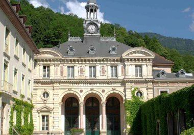 Uriage-les-Bains – Station thermale de pleine santé lauréate !