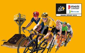 Etude d'impact du Grand Départ du Tour de France en Vendée