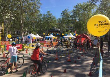 Etude d'impact économique du Tour de France à Saint-Etienne