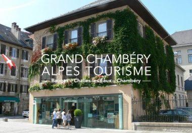 Schéma d'Accueil et de Diffusion de l'Information Touristique – Chambéry