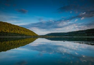 Etude de faisabilité pour la valorisation touristique et environnementale du Lac de Chambly (Jura)