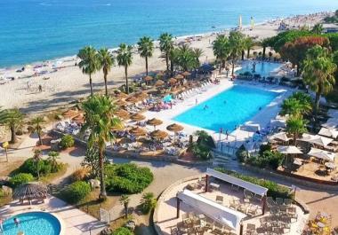 Optimisation de la commercialisation du village de vacances Marina d'Oru (Haute-Corse)