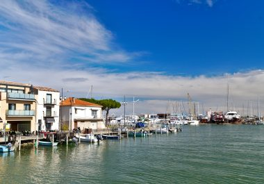 Positionnement Marketing Le Grau du Roi Port Camargue